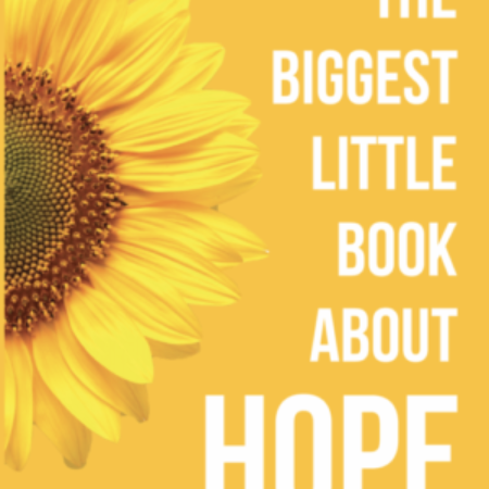 The Biggest Little Book About Hope by Kathryn Goetzke